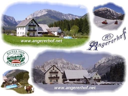 Urlaub am Bauernhof - Angererhof - A&W Rußold - Grüner See in Tragöß