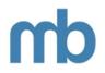 Logo von mb - meineband