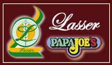 """Logo von Heinz Lasser GmbH Restaurant """"Papa Joes"""""""